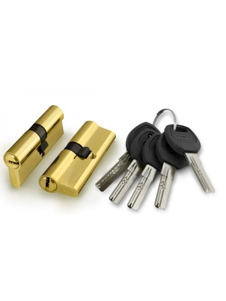 Цилиндровый механизм А200 (ключ-ключ) от 290 руб.