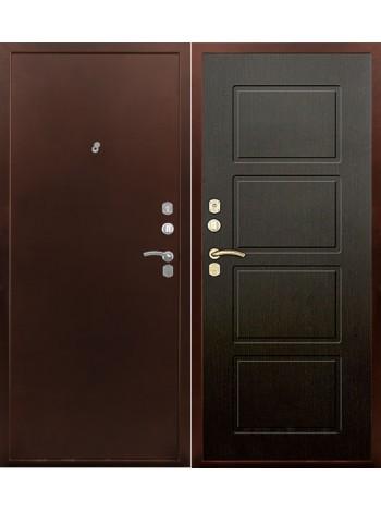 Входная дверь Сотка Премиум (венге)