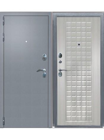 Входная дверь Сотка (сандал белый)